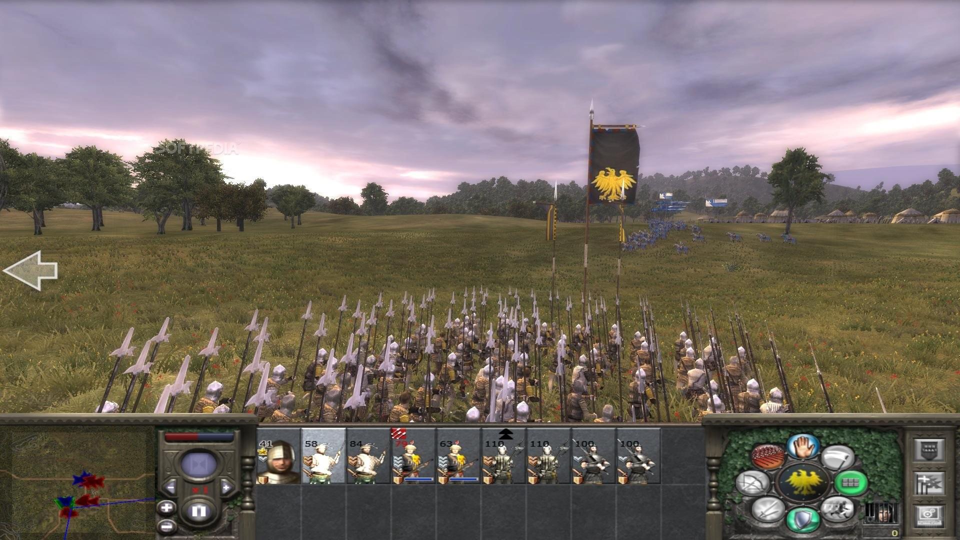 Download Medieval Total War Gold Edition