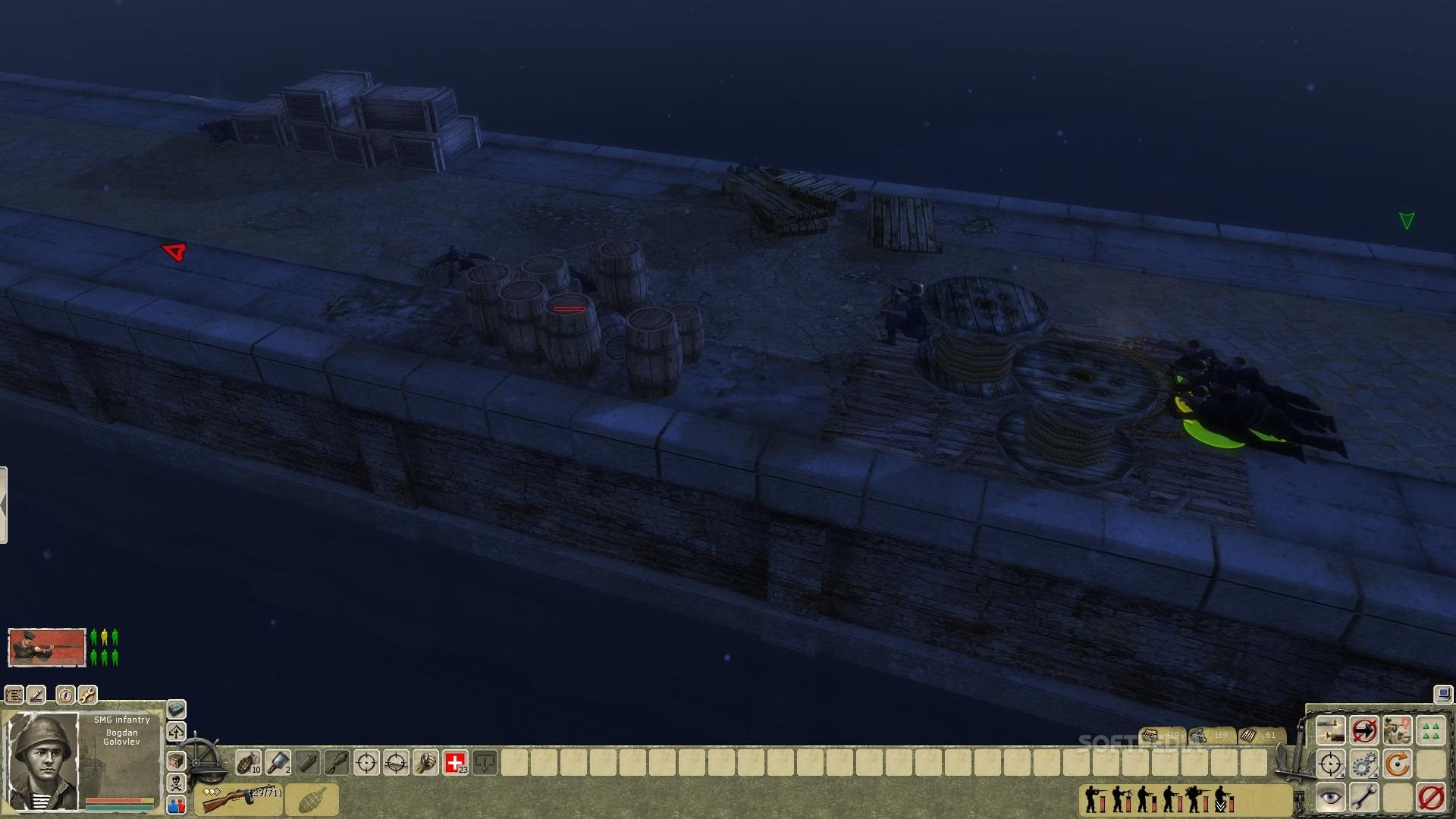 Men of War: Red Tide Demo screenshot 3