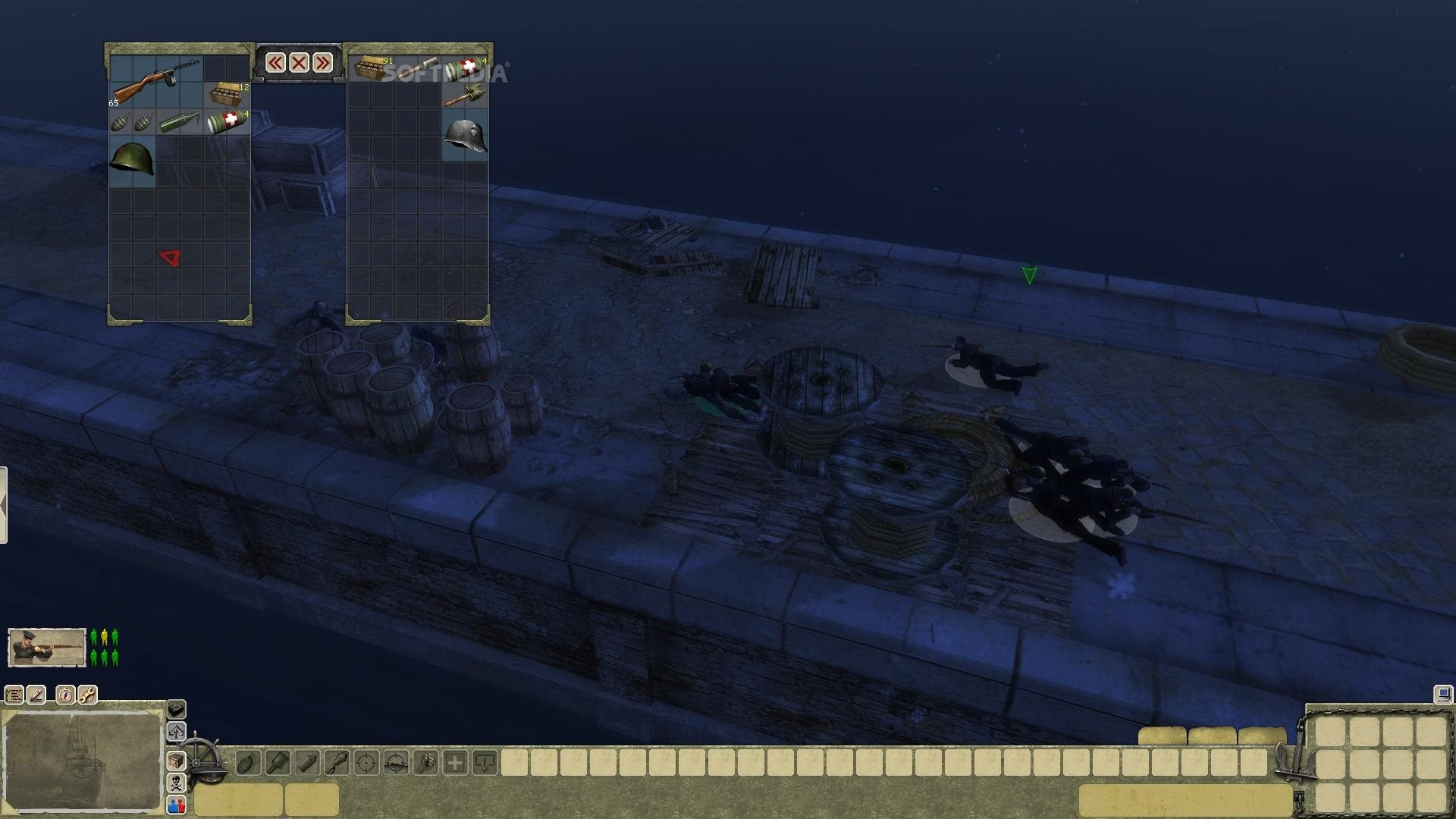 Men of War: Red Tide Demo screenshot 4