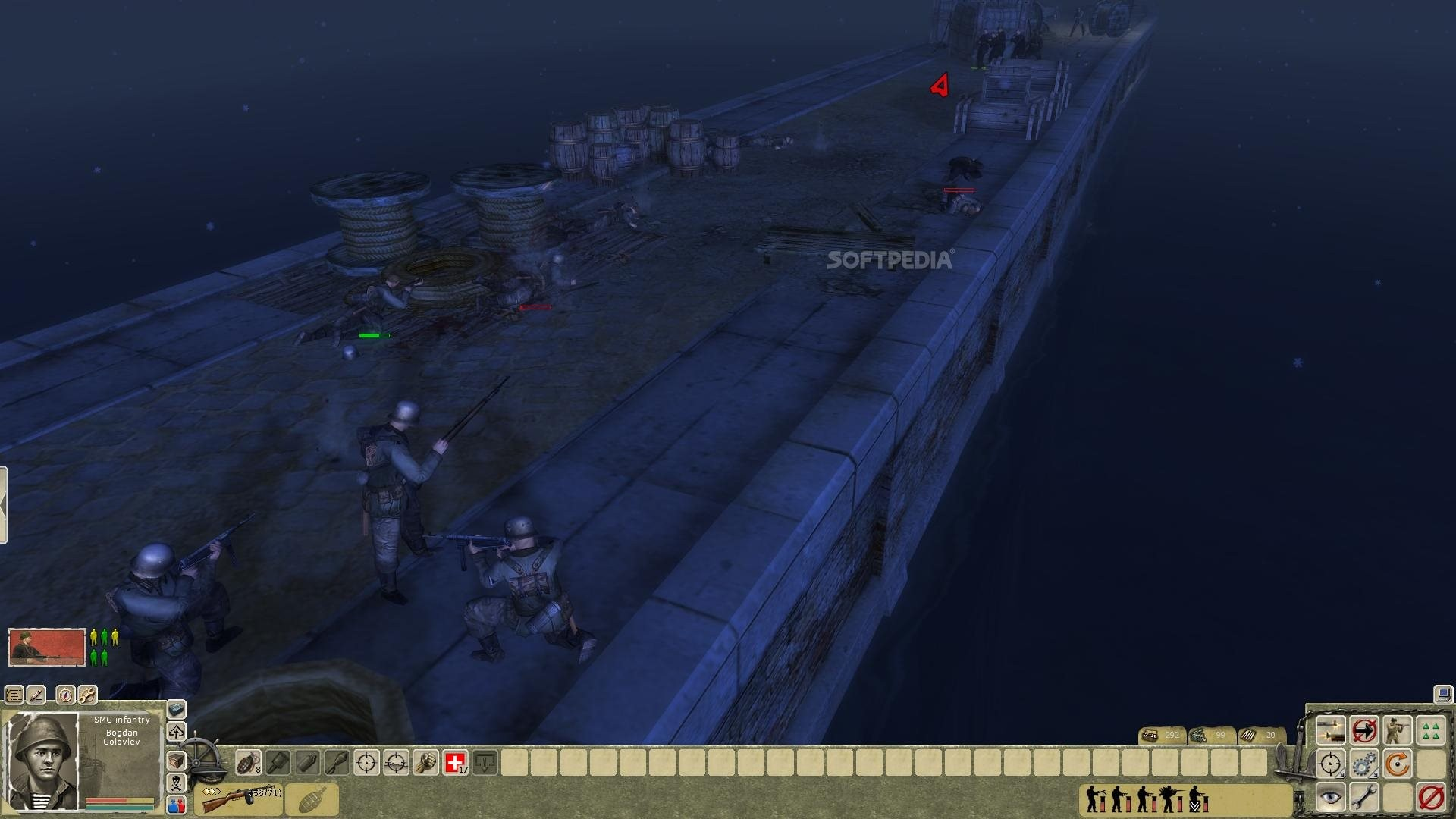 Men of War: Red Tide Demo screenshot 6
