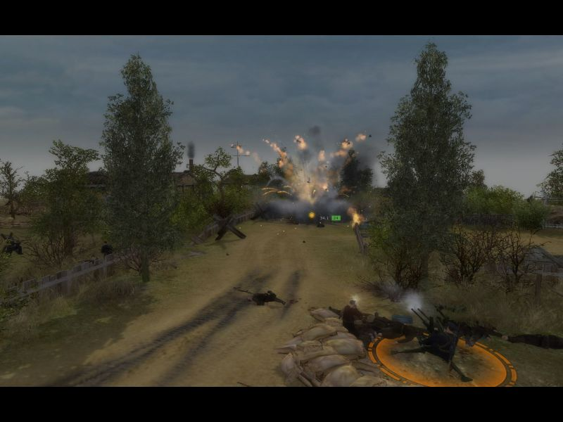 Men of War: Red Tide Demo screenshot 8