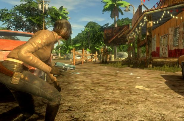 Mercenaries 2: World in Flames GameSave Mui screenshot 6