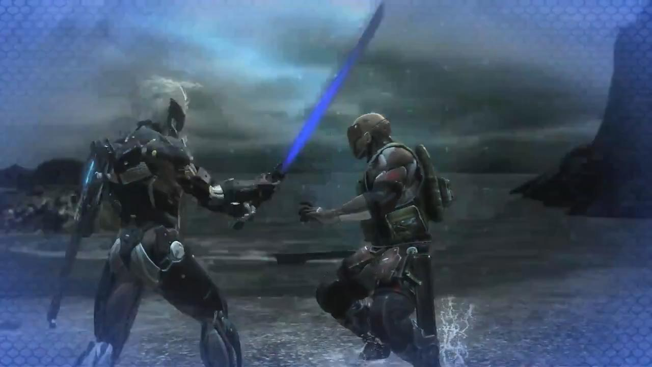 Metal Gear Rising: Revengeance Pre-E3 2012 Trailer screenshot 12