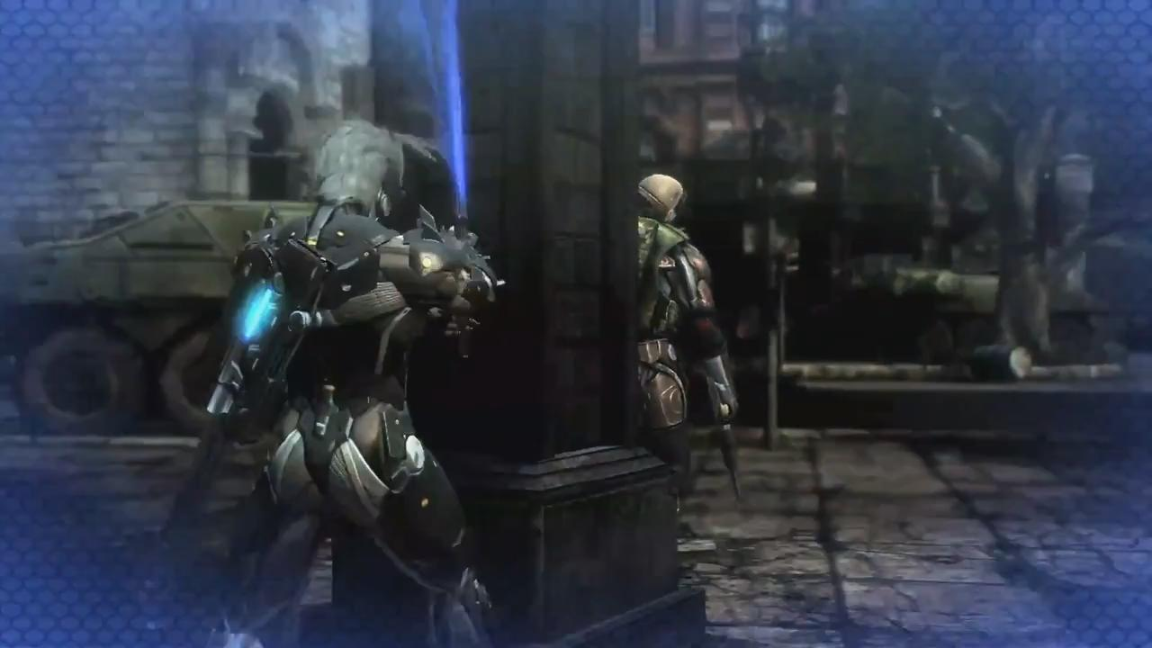 Metal Gear Rising: Revengeance Pre-E3 2012 Trailer screenshot 14