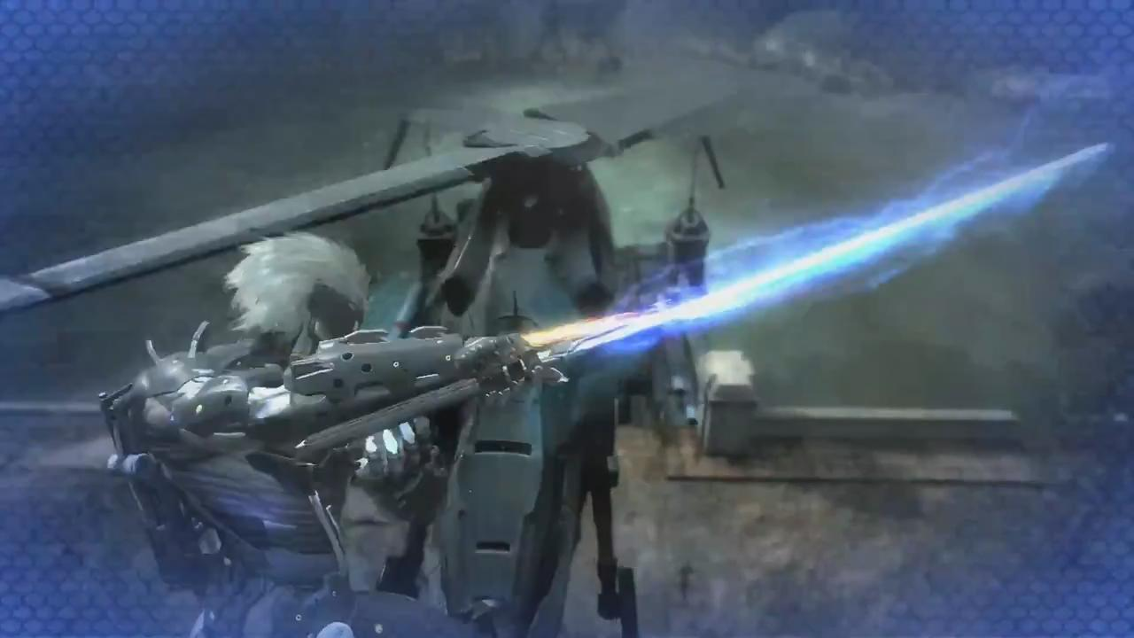 Metal Gear Rising: Revengeance Pre-E3 2012 Trailer screenshot 16