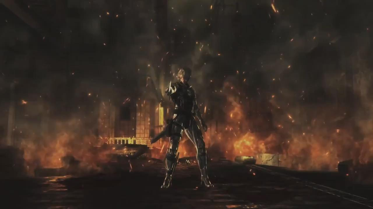 Metal Gear Rising: Revengeance Pre-E3 2012 Trailer screenshot 18