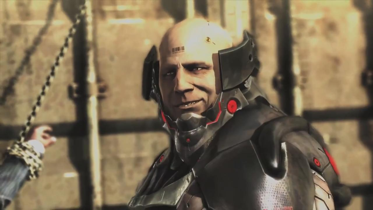 Metal Gear Rising: Revengeance Pre-E3 2012 Trailer screenshot 3