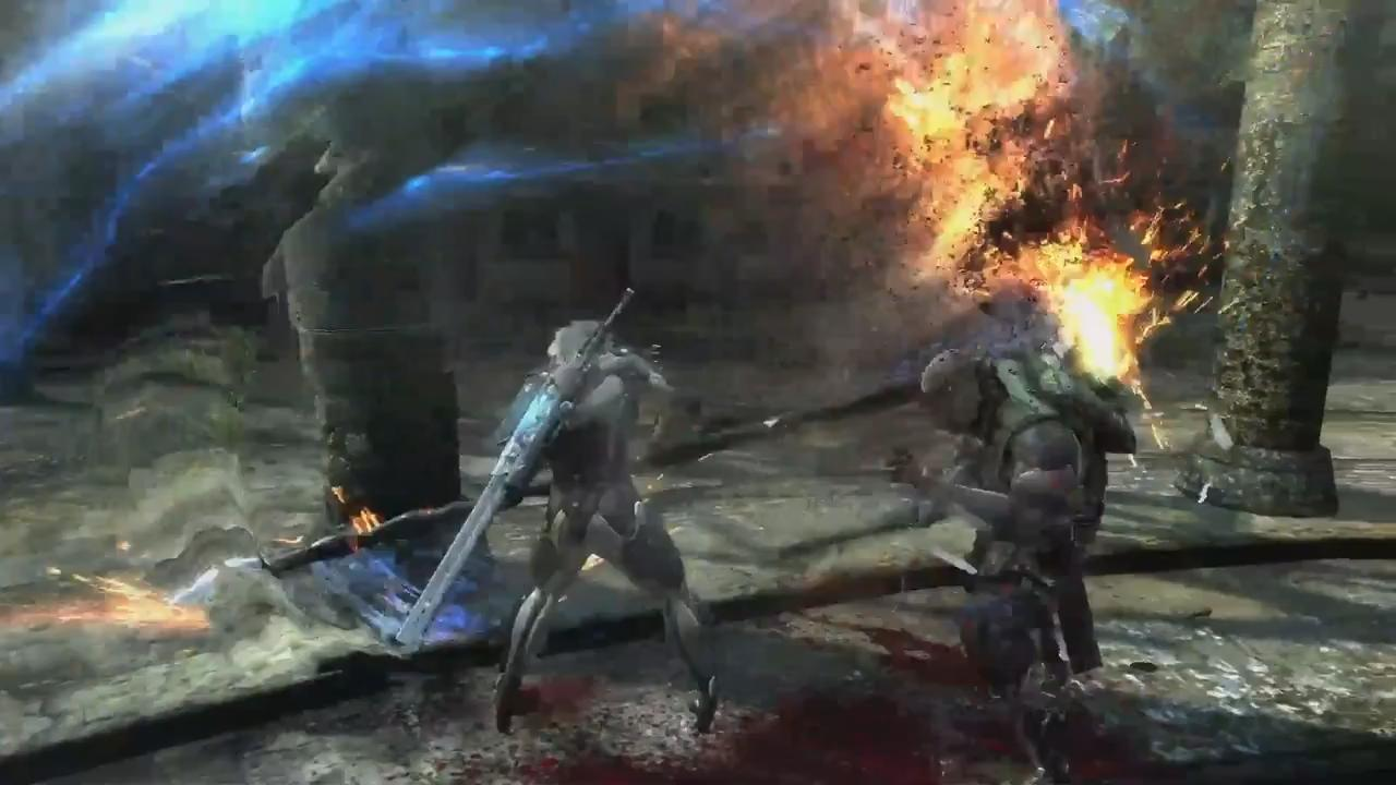 Metal Gear Rising: Revengeance Pre-E3 2012 Trailer screenshot 8