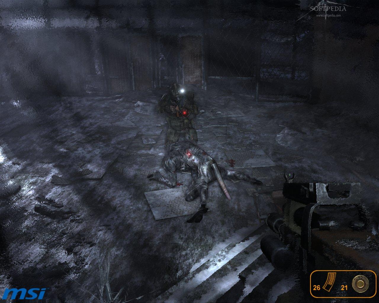 Metro 2033 Demo
