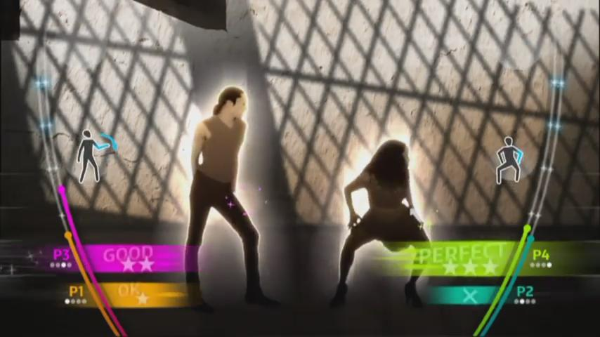 Michael Jackson: The Experience - In The Closet Gameplay Trailer screenshot 3
