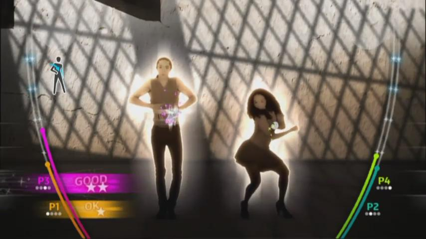 Michael Jackson: The Experience - In The Closet Gameplay Trailer screenshot 4