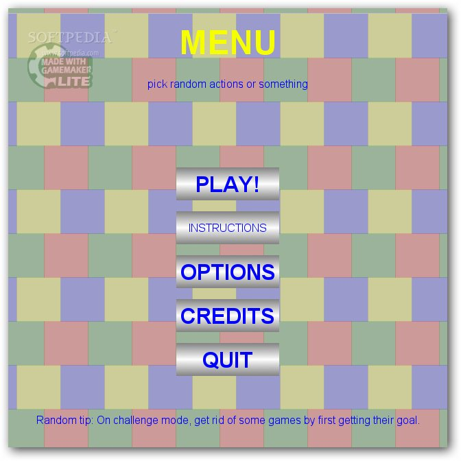 Microgame Madness screenshot 1