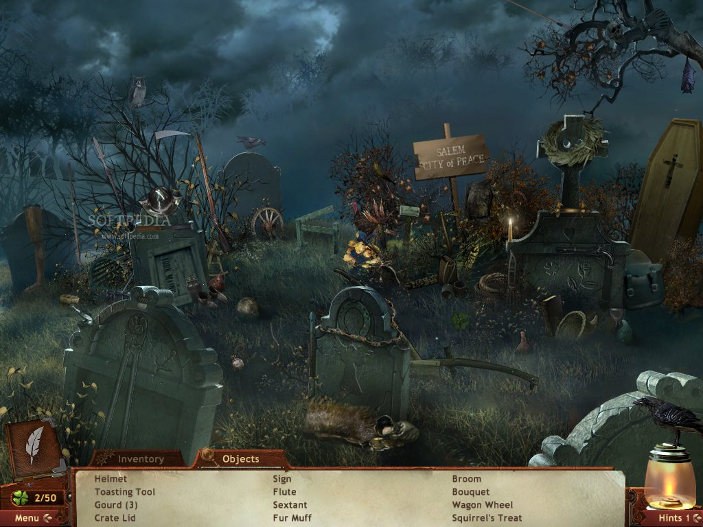 Midnight Mysteries 2 - Salem Witch Trials screenshot 9