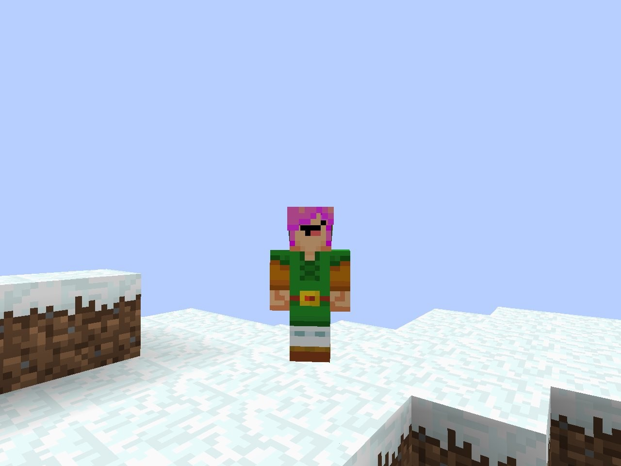 Minecraft Skin - Link to the Past Link screenshot 1
