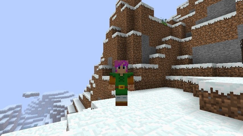 Minecraft Skin - Link to the Past Link screenshot 2