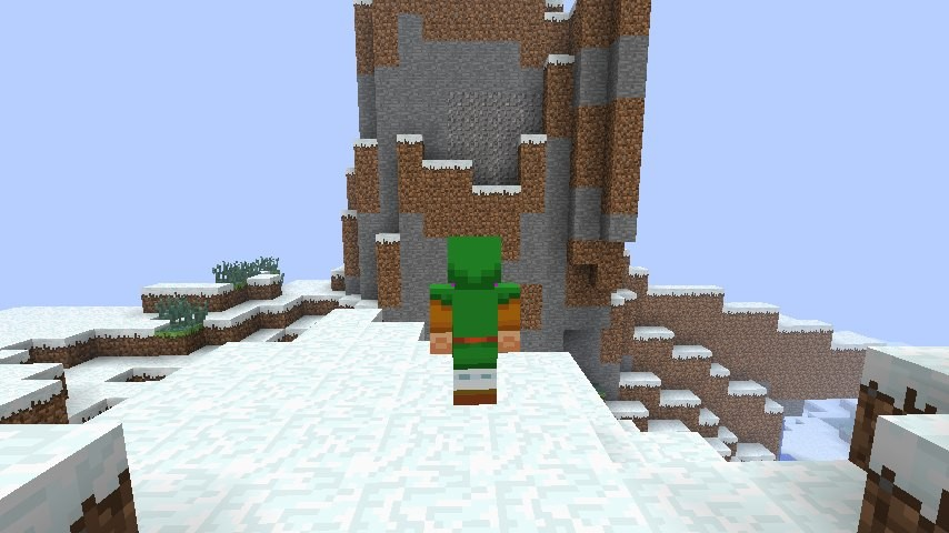 Minecraft Skin - Link to the Past Link screenshot 3