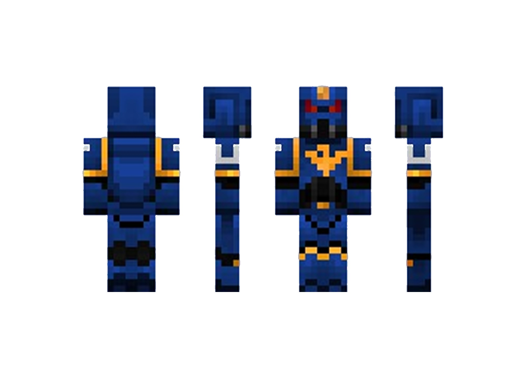 Famous Minecraft Skins