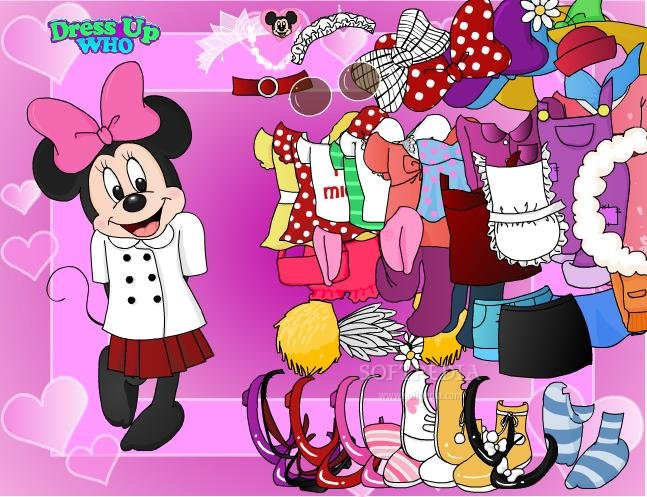 minne mouse games