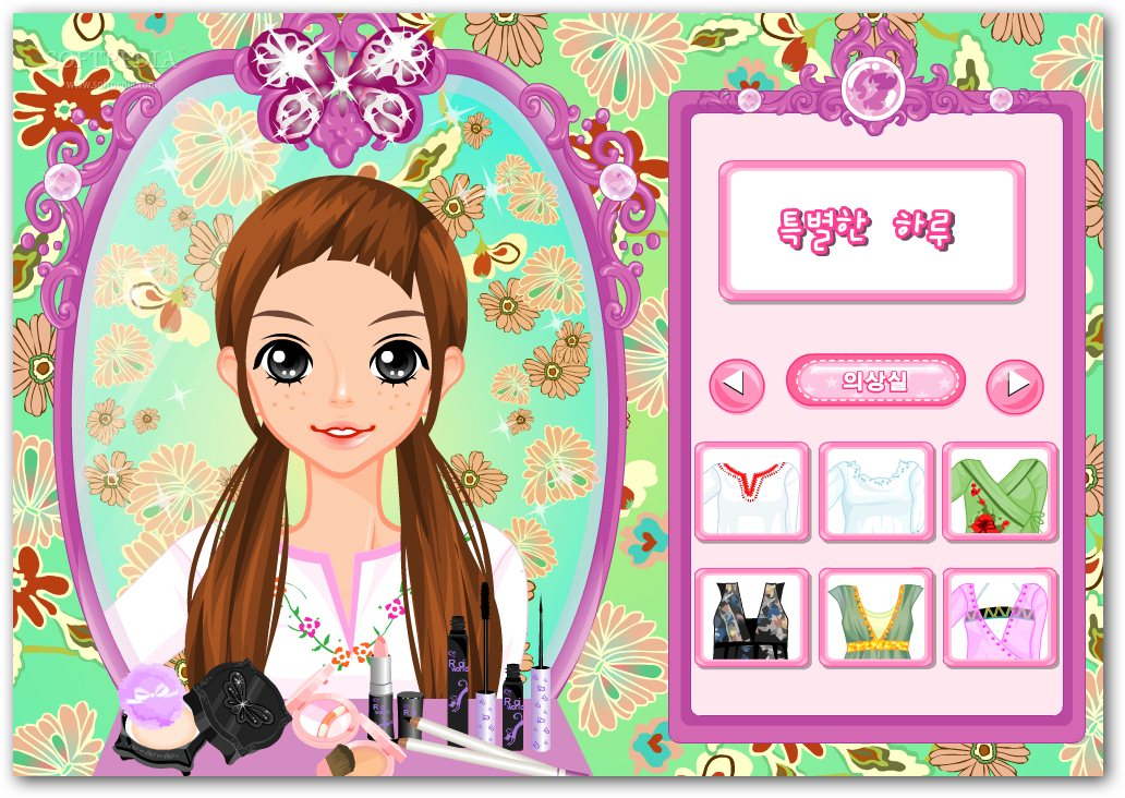 Mirror Mirror Dress Up screenshot 1