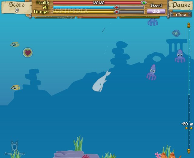 moby dick game