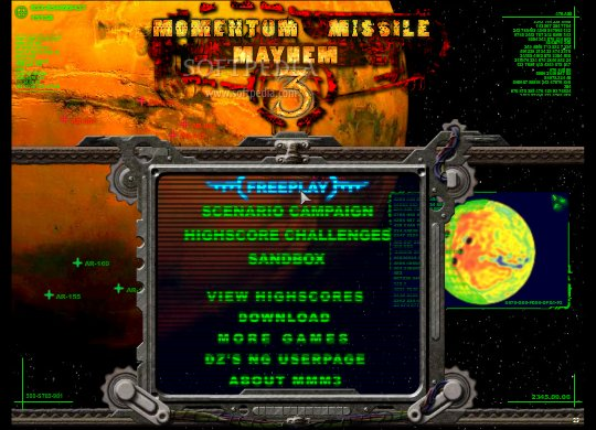 Momentum Missile Mayhem 3 screenshot 1