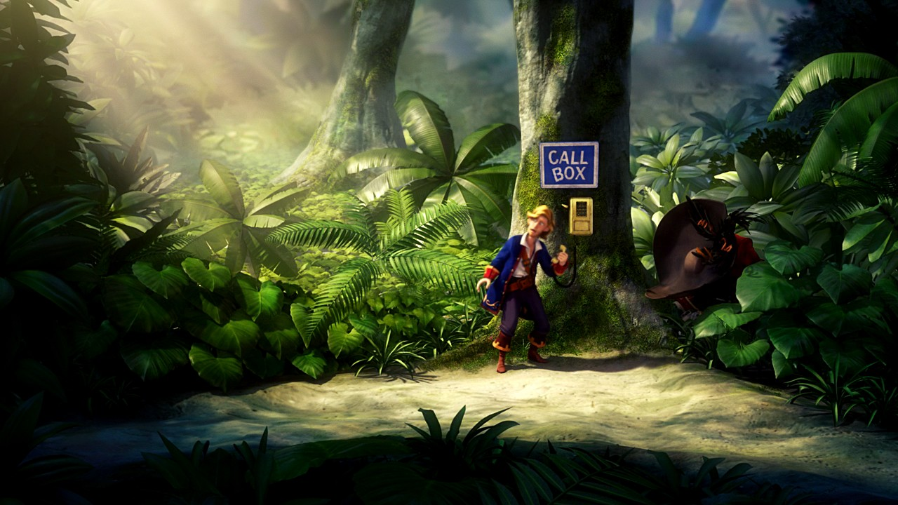 The Curse Of Monkey Island Classic Edition Download