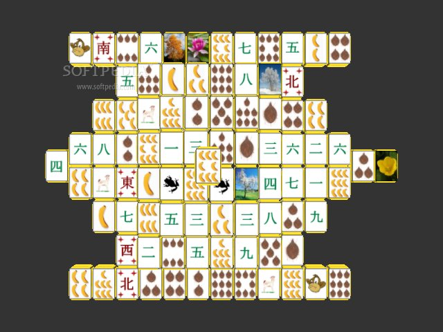 Monkey Mahjongg screenshot 2