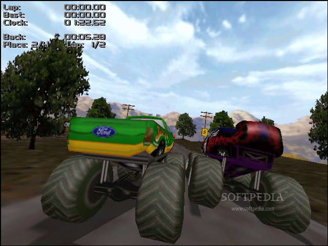 Monster Truck Madness 2 Upgrade Patch Download