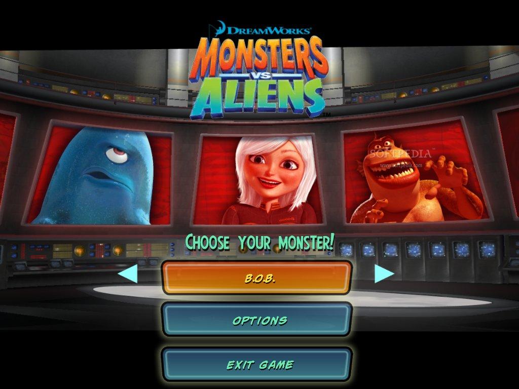 Monsters Vs Aliens Alien Robot
