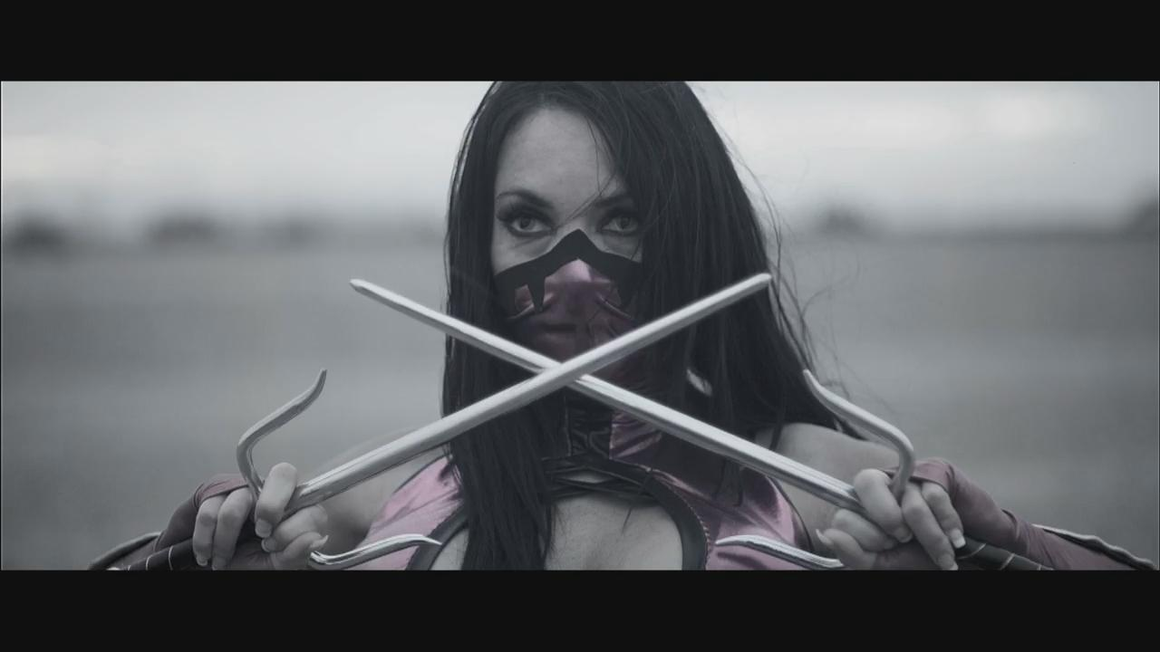 Mortal Kombat: Live Action Mileena Teaser Trailer screenshot 4