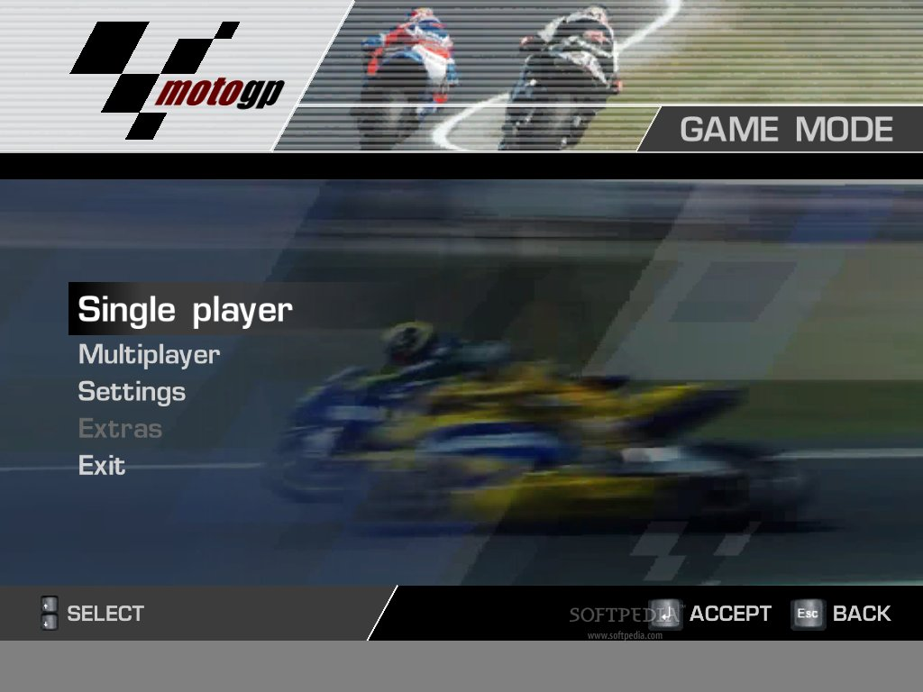 MotoGP 3 Demo Download