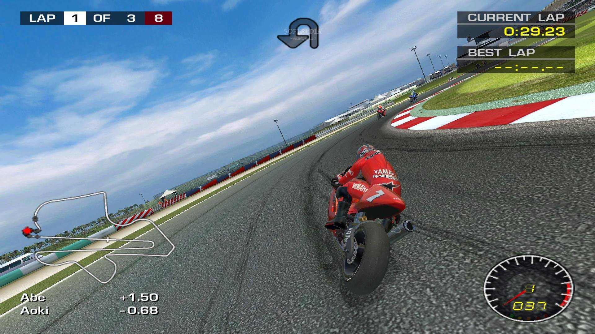 MotoGP 2 Demo Download