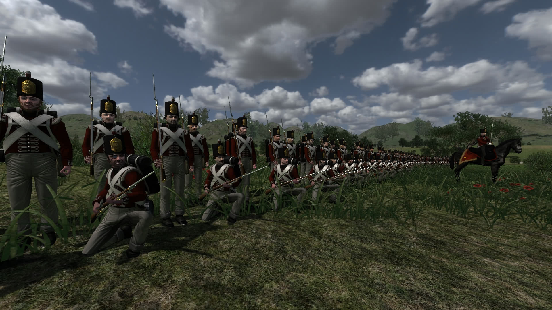 Mount and Blade: Napoleonic Wars Patch screenshot 1