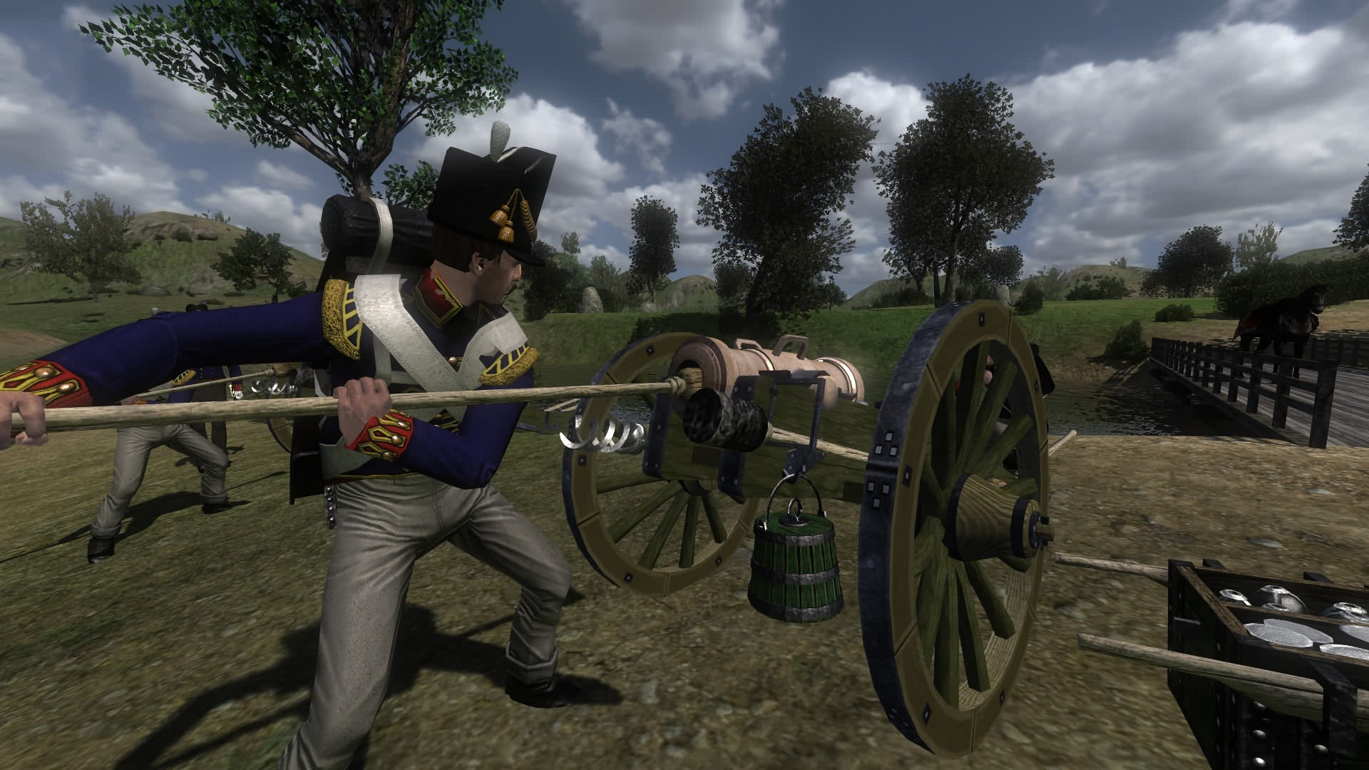 Mount and Blade: Napoleonic Wars Patch screenshot 2