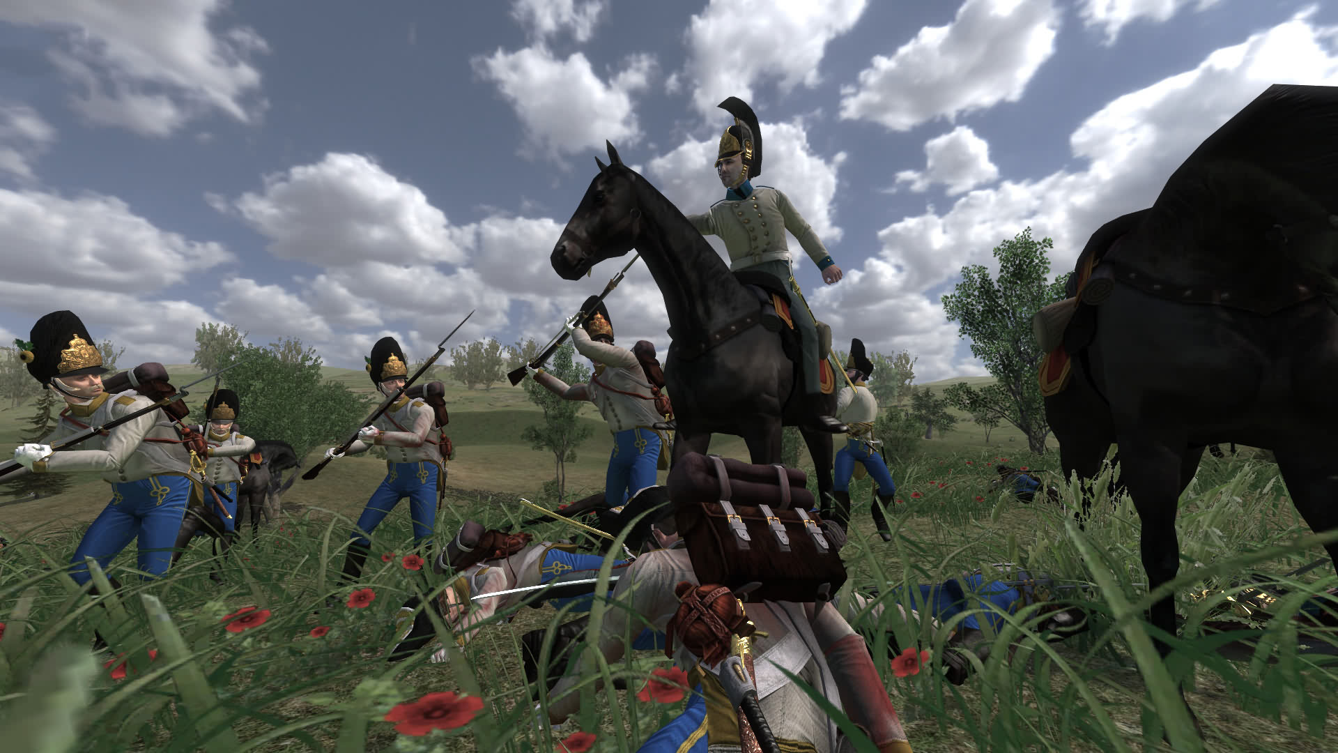 Mount and Blade: Napoleonic Wars Patch screenshot 3