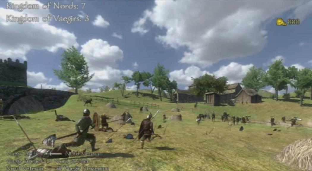 Mount and Blade: Warband - Developer Interview Trailer screenshot 4