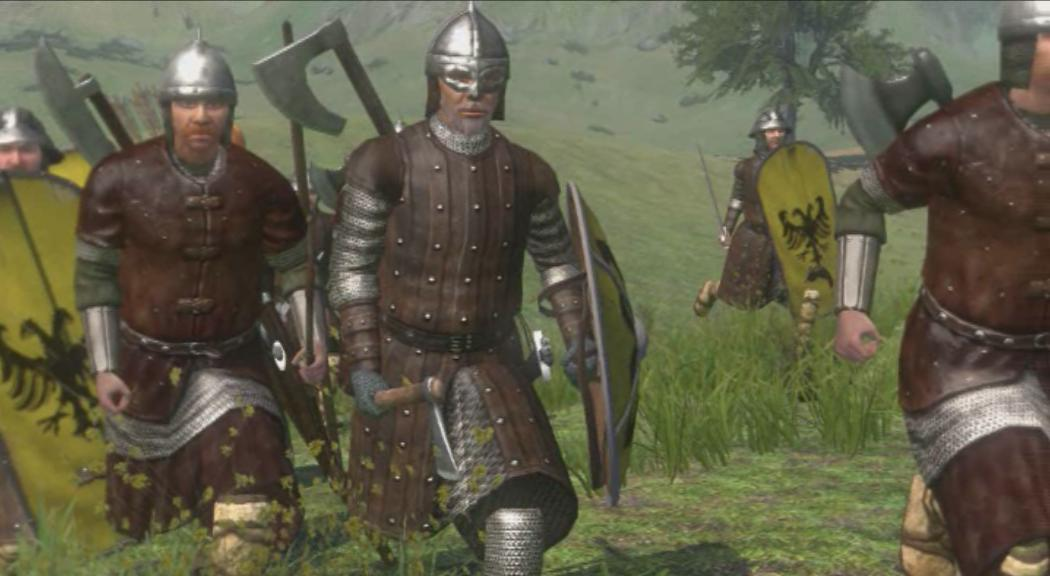 Mount and Blade: Warband - Developer Interview Trailer screenshot 6