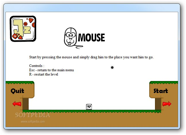 Mouse screenshot 1