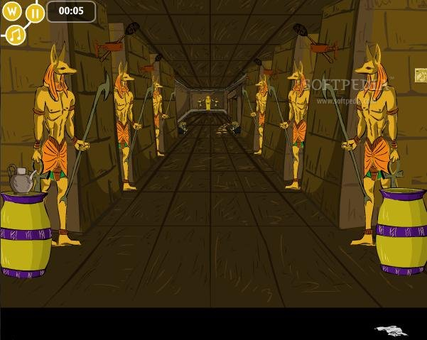 Mummy Adventure Escape screenshot 2