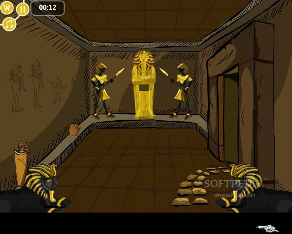 Mummy Adventure Escape screenshot 3