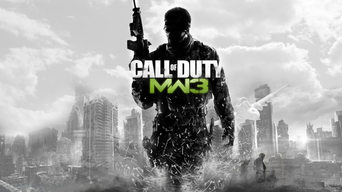 Call of Duty: MW3 Türkçe D Resmi