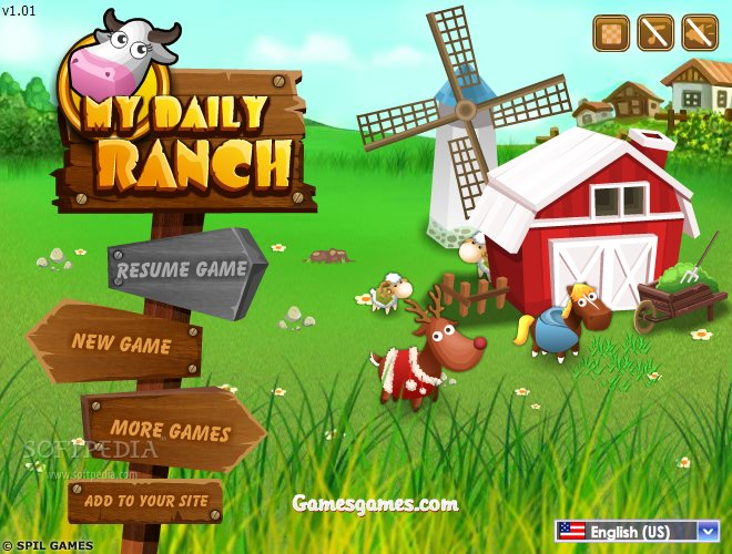 My Daily Ranch screenshot 1