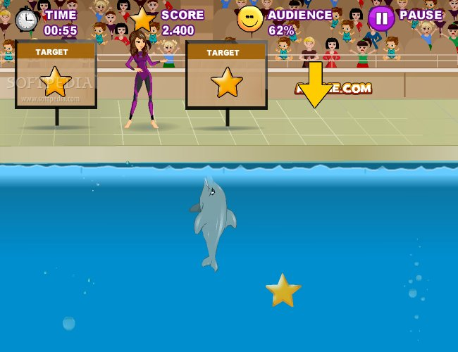 my dolphin show game 2