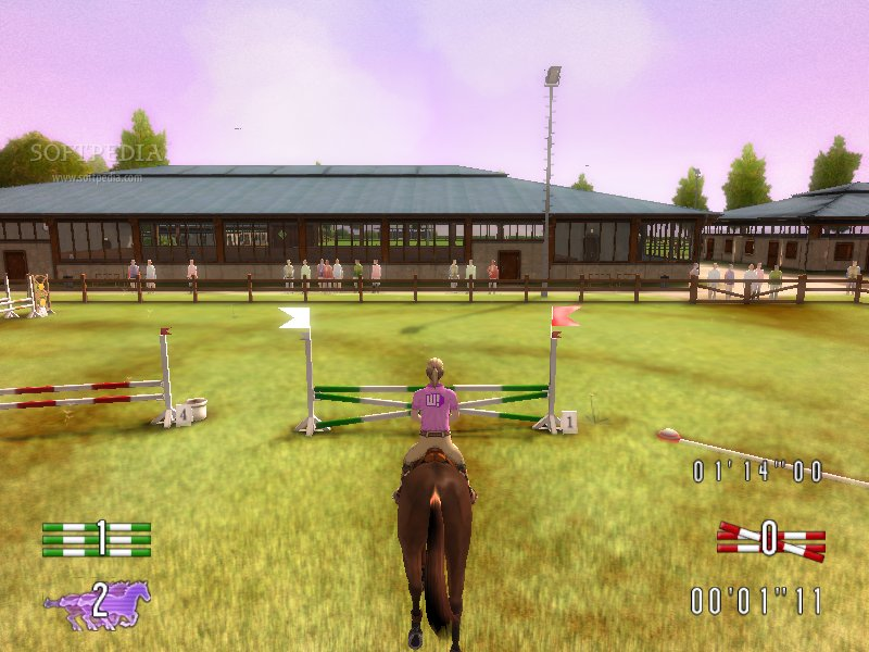My Horse and Me Demo screenshot 1
