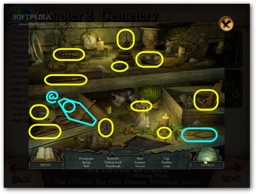 Mystic Diary: Missing Pages Strategy Guide screenshot 3