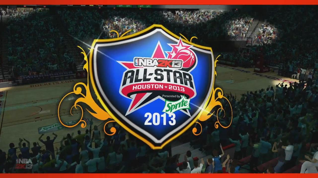 NBA 2K13 - All-Star DLC Trailer screenshot 1