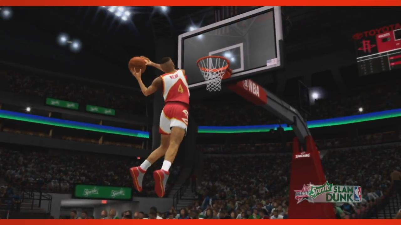 NBA 2K13 - All-Star DLC Trailer screenshot 11