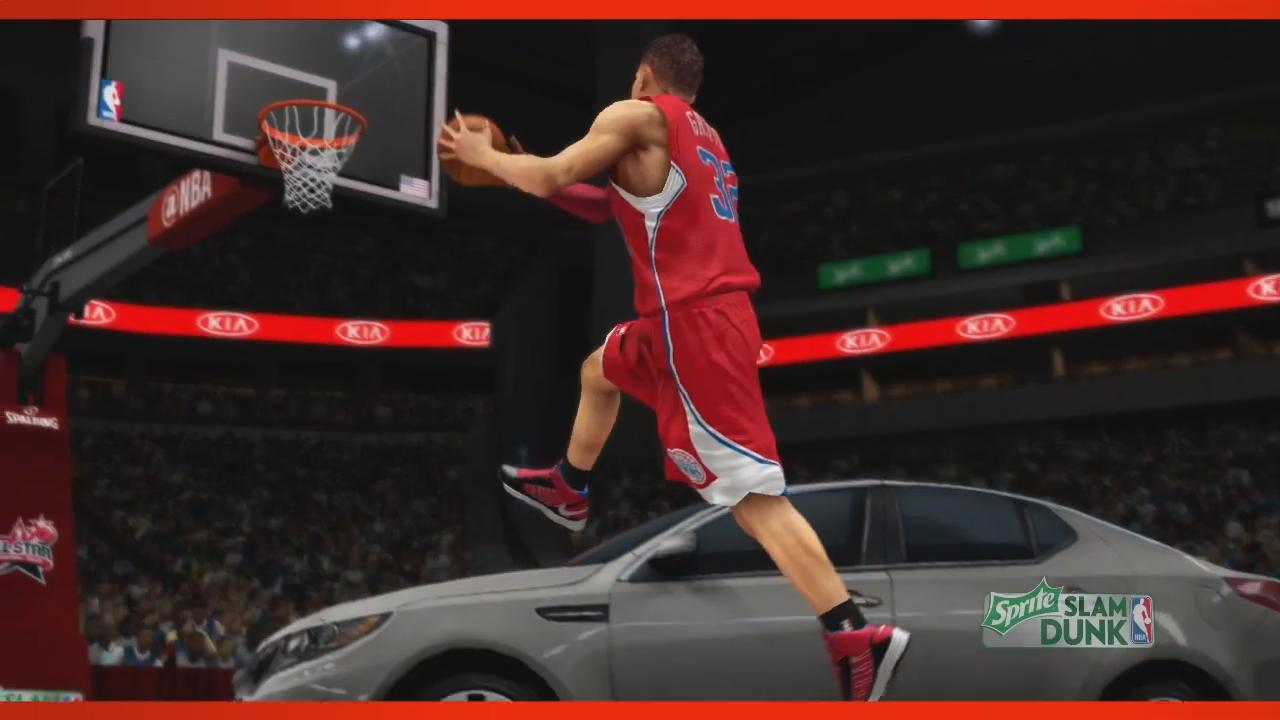 NBA 2K13 - All-Star DLC Trailer screenshot 13