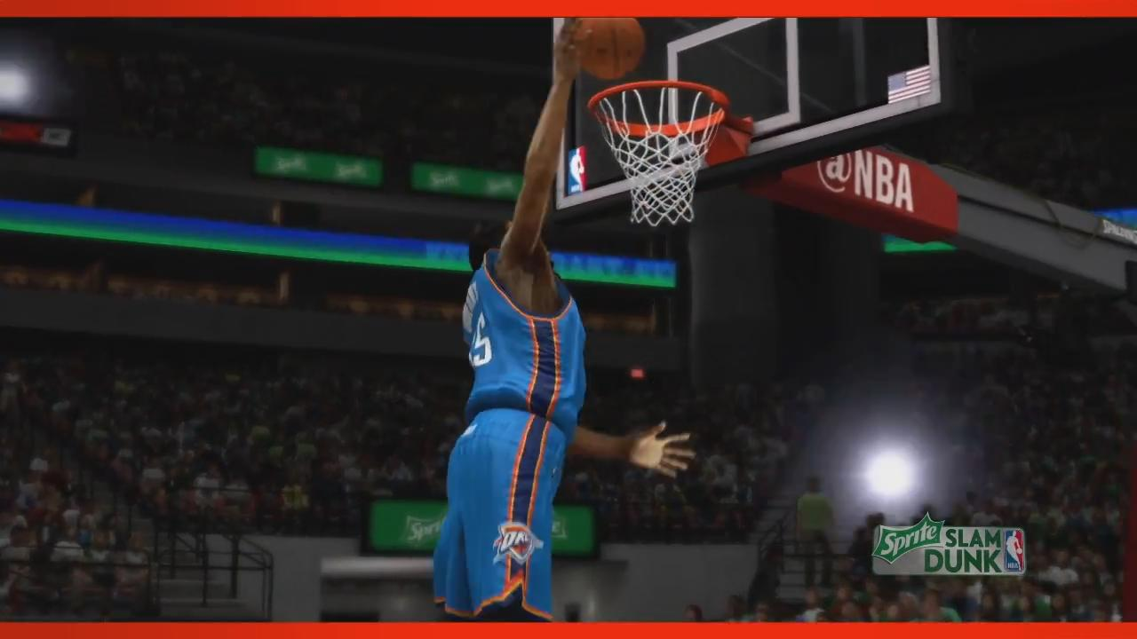 NBA 2K13 - All-Star DLC Trailer screenshot 15