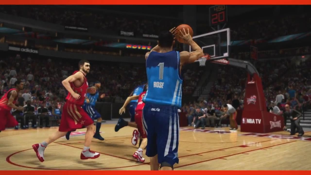 NBA 2K13 - All-Star DLC Trailer screenshot 3